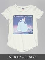 Junk Food Clothing Toddler Girls Cinderella Tee-sugar-2t