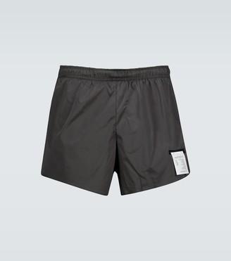 "Satisfy Short Distance 8"" running shorts"