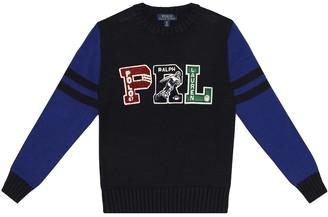 Polo Ralph Lauren Kids Cotton sweater