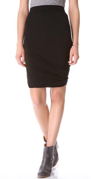 DKNY Pure Twist Skirt