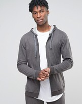 Esprit Hoodie with Zip Through