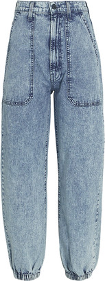 Mother The Wrapper High-Rise Jeans