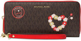 MICHAEL Michael Kors Mom Travel Continental Wallet