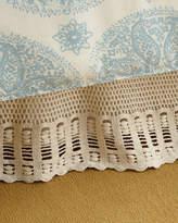Pine Cone Hill King Corossol Crochet Dust Skirt