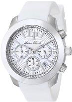 Lucien Piccard Women's LP-12938-02 Belle Etoile Analog Display Japanese Quartz White Watch