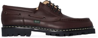 Paraboot Chimney leather lace-up shoes