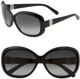 'Cable Classic' Square Sunglasses