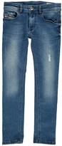 Diesel Skinny Faded Sleenker Jeans