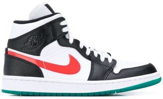 "Jordan Air 1 Mid Alternate Swooshes"" sneakers"