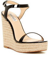 Badgley Mischka Avia Espadrille Wedge Sandal