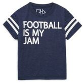 Chaser Toddler's, Little Boy's & Boy's Football Is My Jam Tee