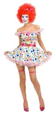 BuySeasons Women's Clowning Around Adult Costume