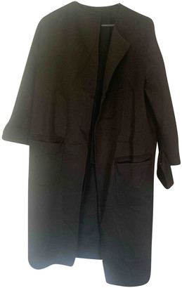 Jaeger Black Wool Jackets