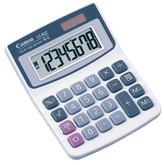 Canon LS-82Z Basic Solar Calculator - White (4075A010)