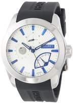 """Haurex Italy Men's 3A501UBN """"Magister"""" Stainless Steel Watch"""
