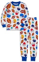 Sara's Prints Boys' Football Season Pajama Set - Sizes 2-7