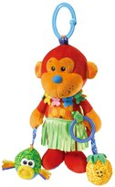 Infantino Maloney The monkey plush G55815 (japan import)