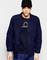 WÅVEN Worker Jacket Mikel Zaffre Blue