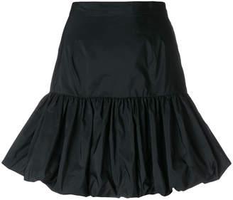Stella McCartney gathered hem skirt