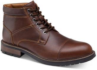 Johnston & Murphy Winstead Cap-Toe Boots Men Shoes