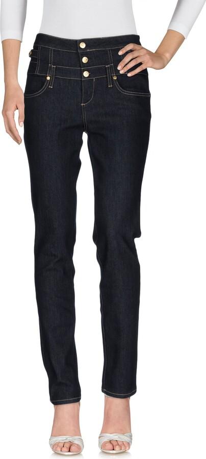 Liu Jo Denim pants - Item 42563514MF