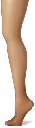 Hanes Women's Non Control Top Sandalfoot Silk Reflections Panty Hose