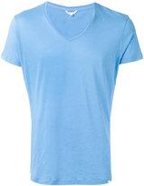 Orlebar Brown V-neck T-shirt - men - Cotton - S