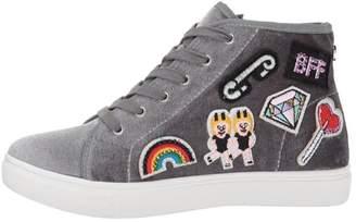 Steve Madden Jbff Velvet Sneaker
