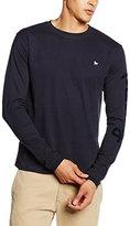 Money Clothing Men's Intrasia Cuff L/S Tee T-Shirt