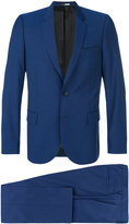 Paul Smith flap pocket two-piece suit - men - Viscose/Mohair/Wool - 44