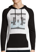 DC Co. Long-Sleeve Square Hooded Pullover