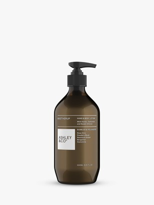 Ashley & Co Bubbles & Polkadots Sootherup Hand & Body Lotion, 500ml