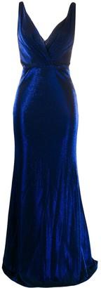 Blanca Vita Velvet Gown