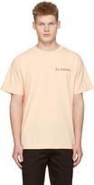 Saturdays Nyc Pink les Samedis T-shirt