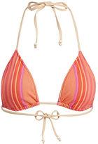 Polo Ralph Lauren Striped Triangle Bikini Top