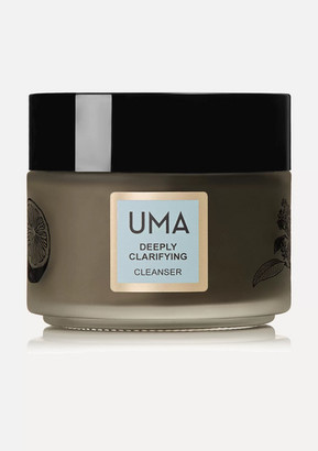 UMA OILS + Net Sustain Deeply Clarifying Neem Charcoal Cleanser, 100ml - one size