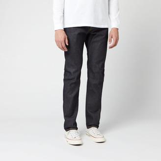 Edwin Men's Ed-55 Yoshiko Left Hand Denim Regular Tapered Jeans