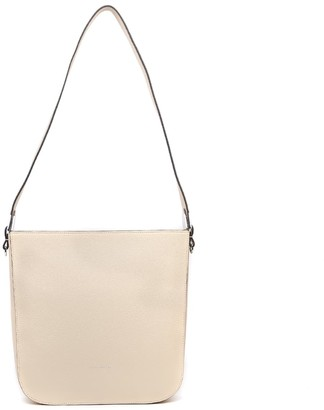 Coccinelle Nude Florence Hobo Leather Bag
