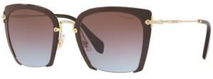 Miu Miu Sunglasses, Mu 52RS 52