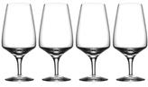 Orrefors Set of 4 Pulse All Purpose Glasses