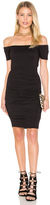 Velvet by Graham & Spencer Mora Gauzy Whisper Bodycon Dress