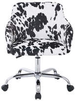Ave Six Althea Low-Back Desk Chair