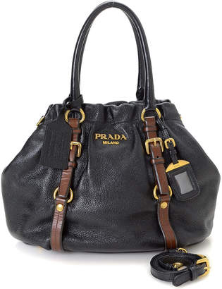 Prada Cervo Antik Handbag - Vintage