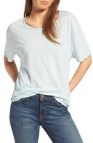 James Perse Women's Cationic Relaxed Cotton Tee