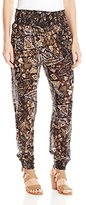 Volcom Juniors Twist Harem Pant