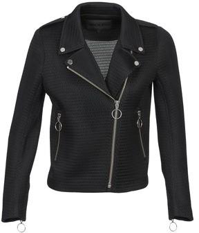 American Retro JASMINE JCKT women's Jacket in Black