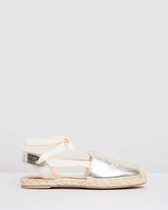 Charlotte Olympia Cat Espadrilles