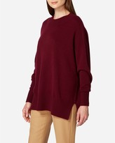 N.Peal Round Neck Cashmere Tunic