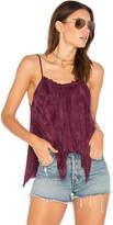 Blue Life Thalia Cami in Purple