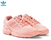 adidas Pink ZX Flux Kids Trainers